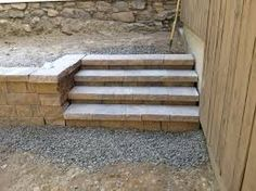 1000 images about projects to try on pinterest outdoor - Escaleras de piedra natural ...