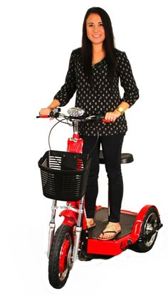 Electric Scooter Mobilizer