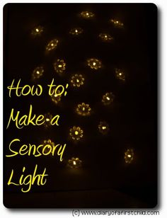 Lighting for a sensory room