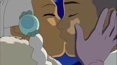 Avatar-Sokka and Yue