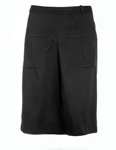 Skirt with front pockets - Shop Skirts at navabi. Exclusive Skirts by Manon Baptiste