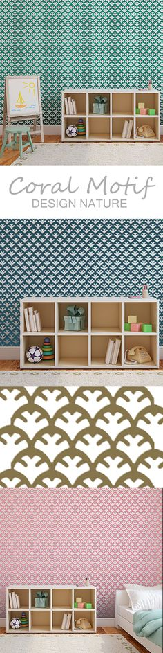 Coral Motif available on the Design Nature website now! Muratto Eco Cork Self-Adhesive Tiles, click to find out more. Don't forget to email hello@designnature.co.uk for your Pinterest Promo code!