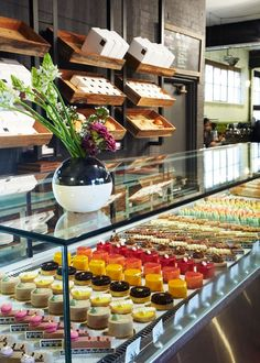 Cakes and desserts - Chez Dré, South Melbourne.