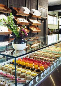 pastries at chez dre