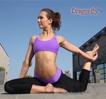 Dragonfly Yoga Wear - Urban Yoga Clothes for a hot workout!