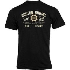 Old Time Hockey Boston Bruins Morrison Slub T-Shirt