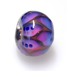 Handmade glass bead by www.moonlight-jewellery.com 2266a3f881