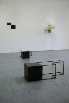 Group exhibition 'Brantt – Ahn Hyun-Ju – Riki Mijling', Galerie 15A, Lochem (NL)