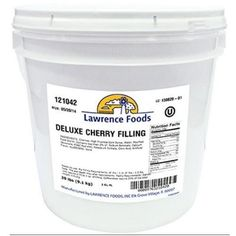 Whole Deluxe Cherry Filling 2 Gallon ** Check this awesome product by going to the link at the image.(This is an Amazon affiliate link and I receive a commission for the sales)