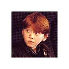 Ron Weasley's Transformation Movie TV Fashion ❤ liked on Polyvore featuring harry potter