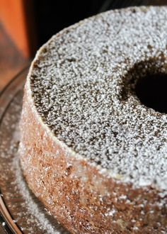 Nutella Bundt Cake - This cake is delicious. Just the right amount of Nutella taste. I made a Nutella, powdered sugar and milk glaze to pour on top and then sprinkled it with powdered sugar. 10/10