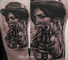 Done By Noa Yannì tattoo artist