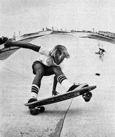"""RIP Jay Adams (February 3, 1961 – August 14, 2014)Dogtown forever! was an American skateboarder most prominently known as one of the original members of Z-Boys skateboarding team. He is known as """"The Original Seed"""" of the sport and considered one of the most influential skateboarders of all time"""