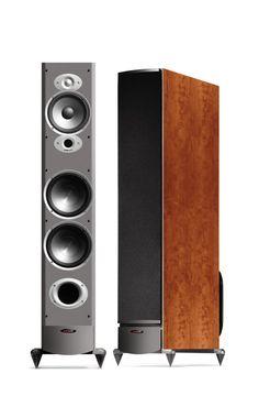 Polk Floor Standing Speakers for sale online Audiophile Speakers, Speaker Amplifier, Tower Speakers, Monitor Speakers, Hifi Audio, Stereo Speakers, High End Speakers, High End Audio, Audio Design