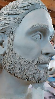 Clay, Soapstone, Random Stuff, Crafts, Stones, Clays, Sculpture Clay
