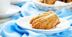 Recette de Madeleines vanillées aux graines de chia sans matière grasse. Facile et rapide à réaliser, goûteuse et diététique.
