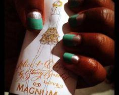 Food & Fashion: Alice + Olivia Meets Magnum Ice Cream