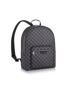 Meet Josh by Louis Vuitton. Stylish, modern, and compact. This new backpack crafted from signature Damier canvas is the Valentine's Day gift your active man will want.