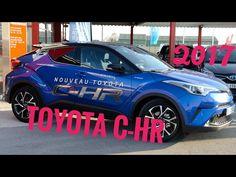 Parlons voitures L Viaud: NOUVEAU TOYOTA C-HR hybride 2017 REVUE EN VIDEO...