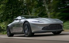 SPECTRE Aston Martin DB10 in pictures