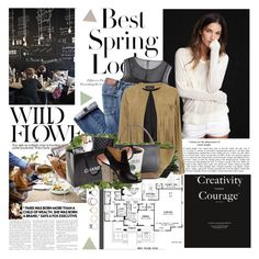 """There's a spring inside me that's broken."" by mars ❤ liked on Polyvore"