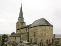Belgique - Eglise Tohogne