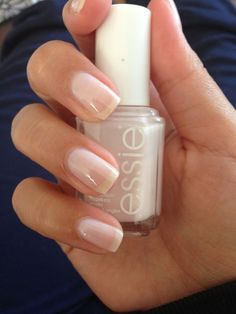ESSIE-ballet slippers - #ballet #essie #slippers Ballet Slippers Nail Polish, Essence Nail Polish, Sheer Nail Polish, Essie Colors, Nail Polish Colors, Neutral Nails, Manicures, French Manicure Gel Nails, Fun Nails