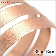 Ancient Greek bracelet made of handmade bronze Unique Bracelets, Bangle Bracelets, Bangles, Bijou Box, Rose Gold, Fancy, Watches, Sandals, Jewelry