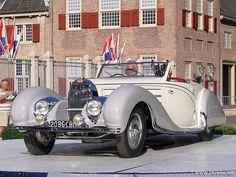 1938 Bugatti T57 C - roadster
