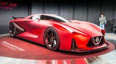 In Tokio debütiert eine neue Version der Studie. Ob der kommende GT-R so aussieht?