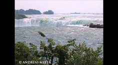 Beautiful Canada Wonderful Niagara Falls Horseshoe Falls Ontario