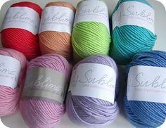 pretty yarn...