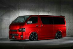 Big Van, Toyota Van, Toyota Hiace, Mini Bus, Cool Vans, Toyota Trucks, Best Luxury Cars, Car Colors, Jeep Truck