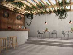 Image result for concrete wall variations with lights