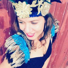Order your party wares today and beat the festive rush. Glorious new styles and vibes. Check out these fabulous wings at feathersandthreaduk!