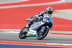 From Vroom Mag... Fifth on the Austin grid for Jorge Martin
