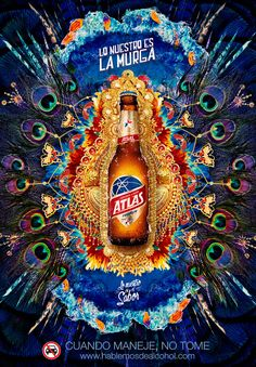 Print ads for ATLAS beer in carnival season. Creative Poster Design, Creative Posters, Creative Advertising, Advertising Design, Sports Graphic Design, Keys Art, Ad Design, Print Ads, Design Reference