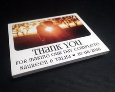 Just listed  >> Thank You  / Party Favor Magnets ~ Order your own today ~ Shipping is absolutely FREE!!  http://etsy.me/2ftiNTn  #Etsy #AwardWinning #Handmade #PhotoMagnet