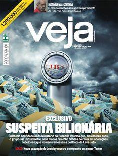 Notícias sobre política, economia, celebridades, mundo e esportes. Coberturas e reportagens especiais em TVEJA.