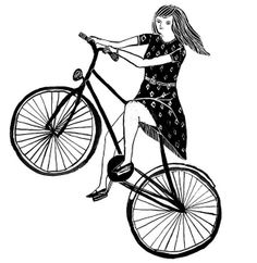"Kaye Blegvad ""Trick Cyclist"""