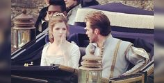 'Into The Woods': Anna Kendrick as Cinderella, , Chris Pine as a Prince pics, When did this happen?