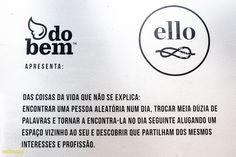 Exposição projeto ello