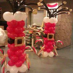7 DIY Christmas Balloon Decoration Ideas — Shimmer and Confetti
