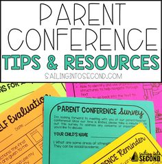 Parent conference ti
