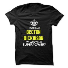 Buy Online BECTON Shirt, Its a BECTON Thing You Wouldnt understand