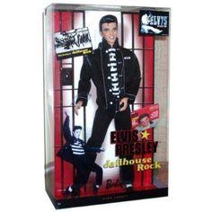 Barbie Elvis Presley Jail House Rock (provisional) R4156 ...