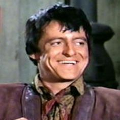 Henry Darrow Played Buck Cannon's best friend, Manolito Montoya, in the 1960s TV series The High Chaparral