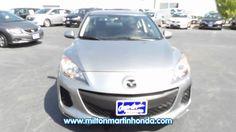 USED 2012 MAZDA MAZDA3 4DR SDN AUTO I SPORT at Milton Martin Honda  #K2731