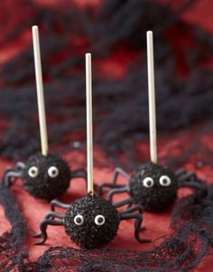 http://www.thecakeparlour.com/wp-content/uploads/2011/01/Spider-Cake-Pops-300x384.jpg