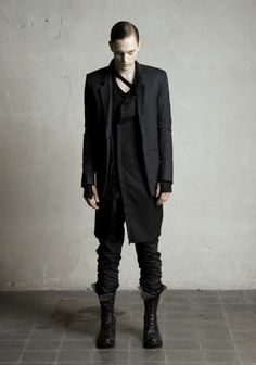 BORIS BIDJAN SABERI A/W 11-12 Lookbook 'Blood'